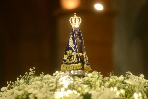 Festas Marianas Do Mês De Outubro Nossa Senhora Do: Novena De Coroação Prepara Jubileu Dos 300 Anos Em