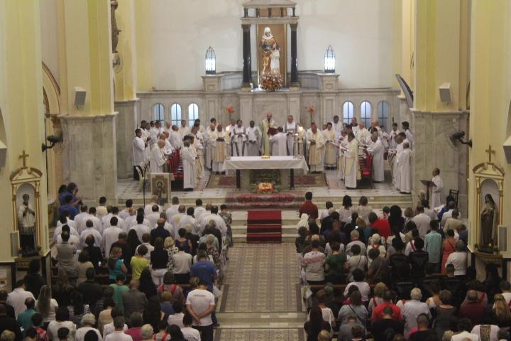 25 anos de ordenação presbiteral de Dom Sérgio de Deus Borges