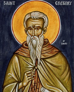 Santo Gregório Nazianzeno