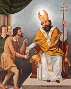 Santo João Esmoler