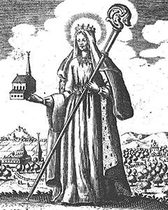 Santa Adelaide de Vilich