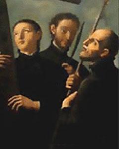 São Paulo Miki e companheiros