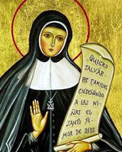 Santa Paula M. Fornés de São José de Calazans