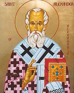 Santo Alexandre do Egito