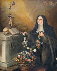 Santa Coleta (Nicoleta)