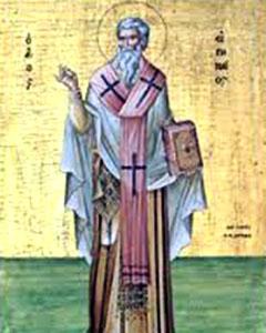Resultado de imagem para Santo Irêneo de Sírmium