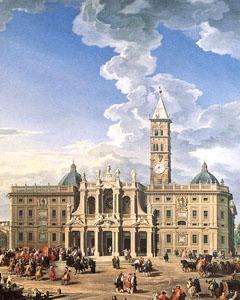 Dedicação da Basílica de Santa Maria Maior