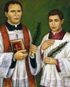 Manuel G. Gonzáles e Adílio DaronchBem-aventurados