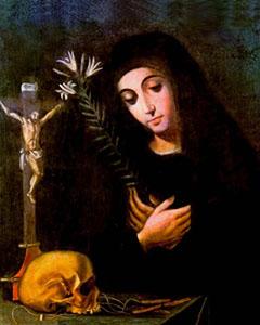 Santa Maria Ana de Jesus Paredes