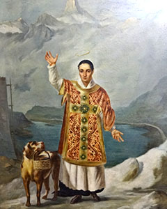 São Bernardo de Menton (de Aosta)