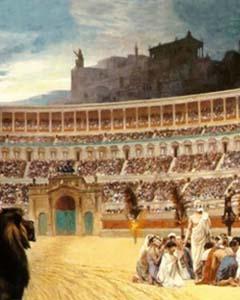 Santos primeiros mártires da Igreja Romana