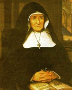 Santa Maria Madalena Postel