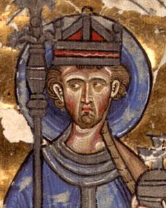 Santo Osvaldo de Nortúmbria