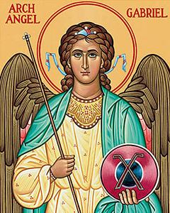 São Gabriel, arcanjo