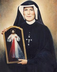 Santa Maria Faustina Kowalski