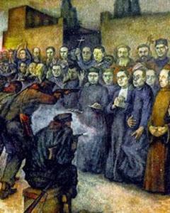 522 Bem-aventurados mártires espanhois