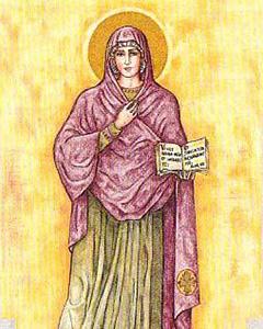 Santa Sílvia