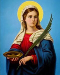 Santa Luzia ou Lúcia