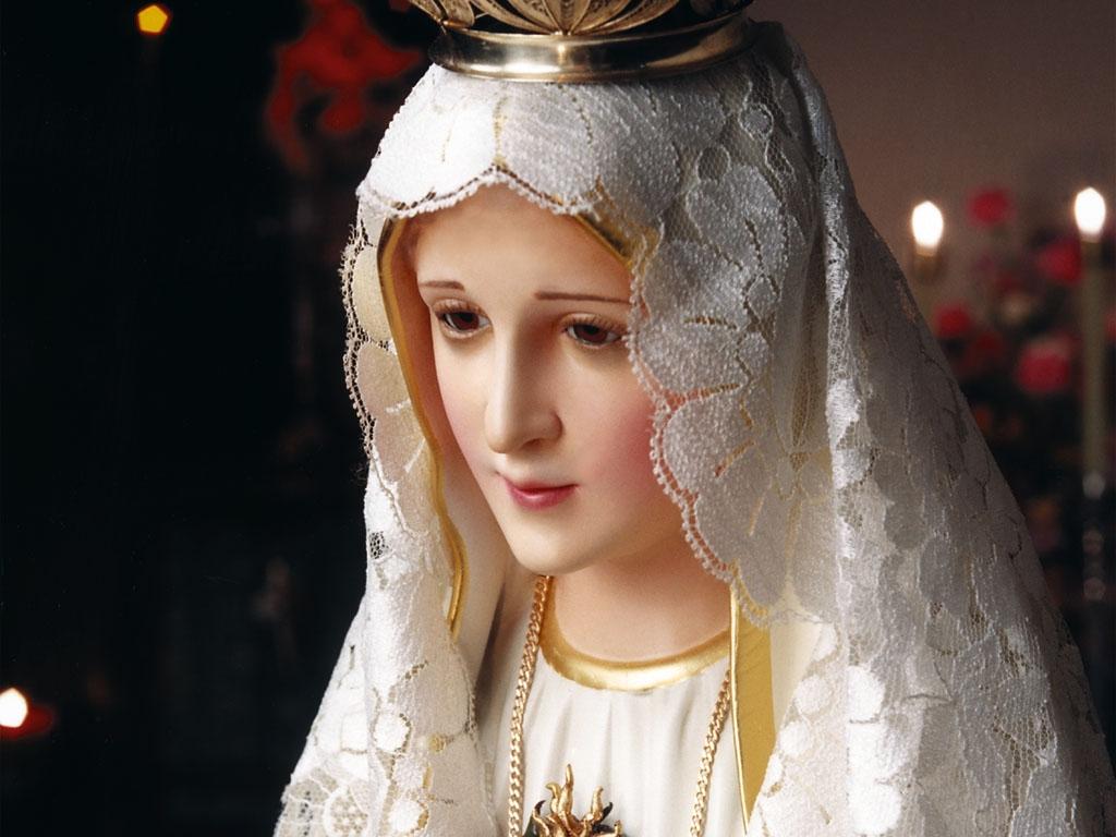 Nossa Senhora: Nossa Senhora De Fátima E A Paz No Mundo